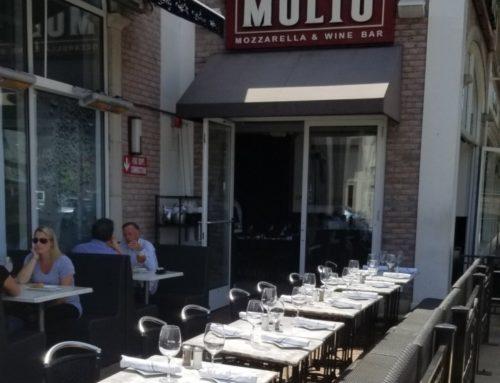 Pizzeria Molto Mozzarella & Wine Bar